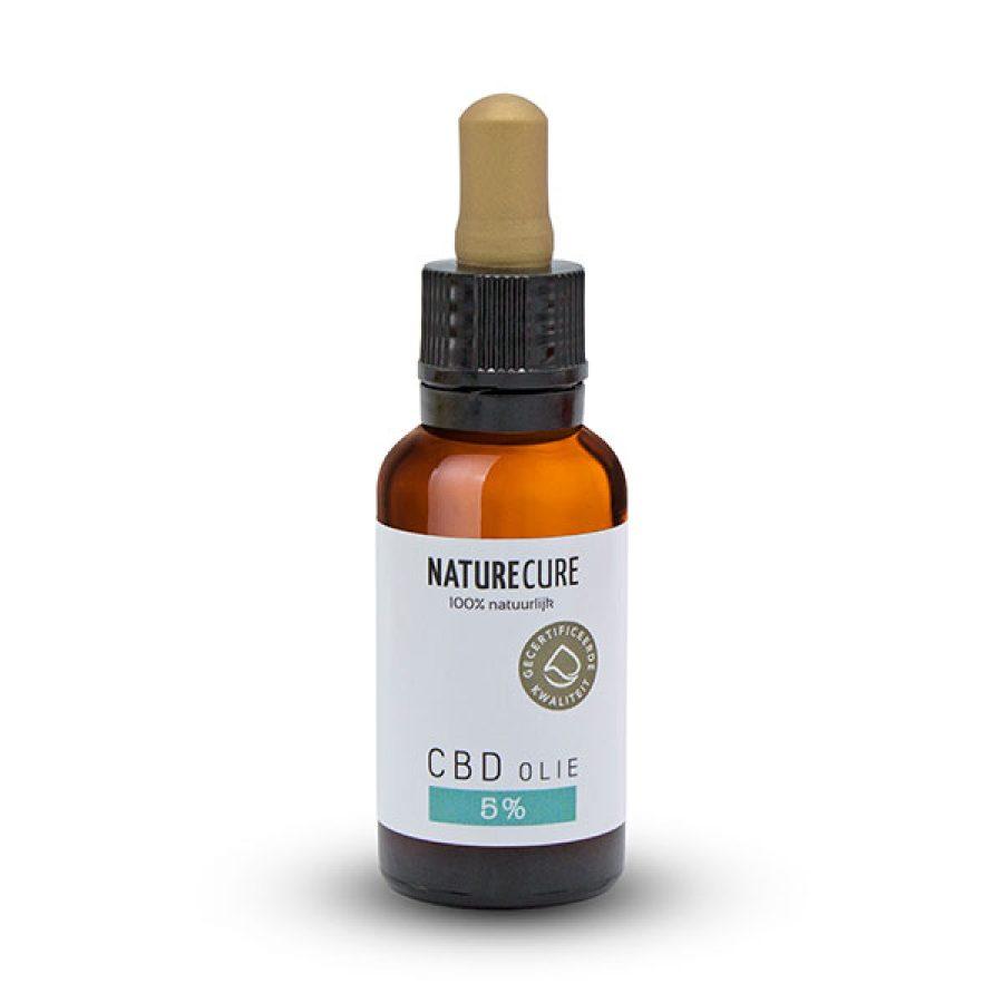 Nature Cure 30 ml CBD olie