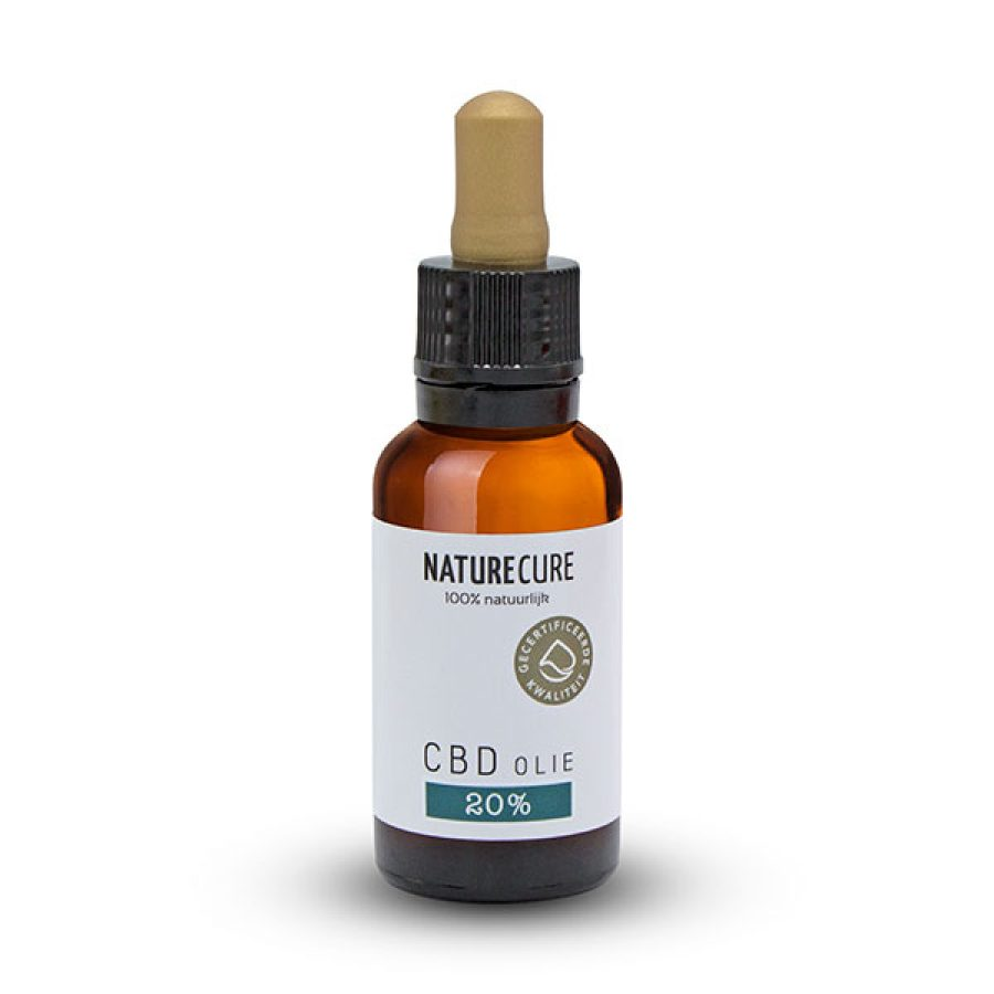 Nature Cure 30 ml CBD olie 20%