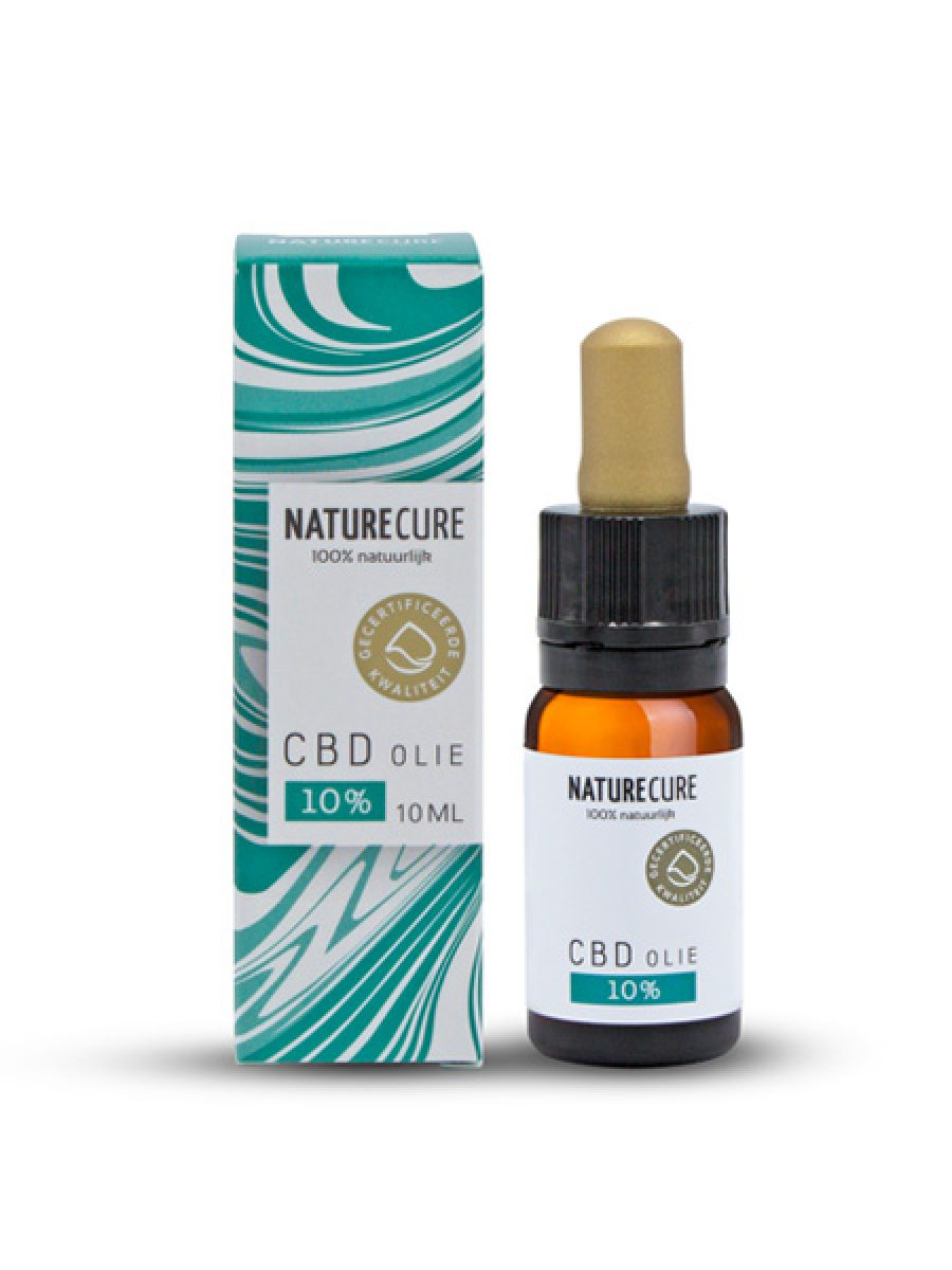 nature-cure-10-cbd-olie-10-ml