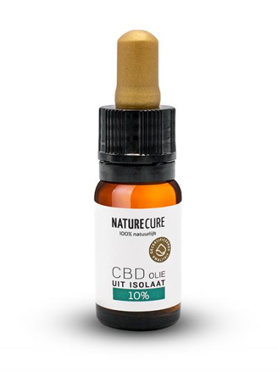 Nature Cure Budget CBD-olie