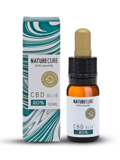 Nature Cure Premium CBD-olie